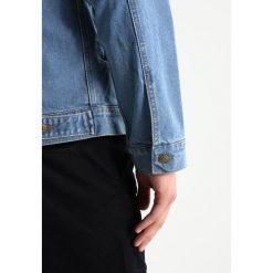 Kurtki męskie bomber: 12 Midnight TRUCKER Kurtka jeansowa blue mid wash
