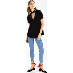 Bluzki asymetryczne: Bardot BAND Bluzka black