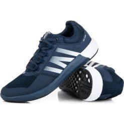 Sznurowane obuwie sportowe JAELYN. Niebieskie buty sportowe męskie Merg, na sznurówki. Za 89,99 zł.