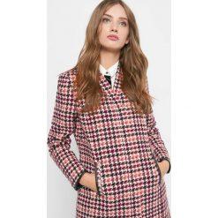 Płaszcze damskie: Płaszcz w pepitkę