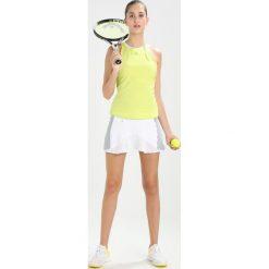 Spódniczki: adidas by Stella McCartney SKIRT Spódnica sportowa white/aerlim