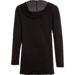 Blue Seven Kapuze Kardigan schwarz. Czarne swetry dziewczęce Blue Seven, z bawełny. Za 129,00 zł.