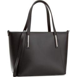 Torebka CREOLE - K10409  Czarny. Czarne torebki klasyczne damskie Creole, ze skóry. W wyprzedaży za 239,00 zł.