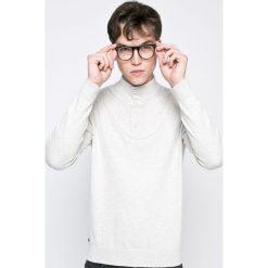 Kensington - Sweter. Szare golfy męskie marki Recman, na zimę, l, z jeansu, z golfem. W wyprzedaży za 39,90 zł.