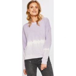 Noisy May - Bluza. Szare bluzy damskie marki Noisy May, m, z bawełny, bez kaptura. W wyprzedaży za 89,90 zł.