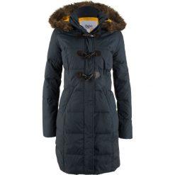 Płaszcz pikowany (lekki puch) bonprix intensywny niebieski. Niebieskie płaszcze damskie pastelowe bonprix, z puchu. Za 269,99 zł.