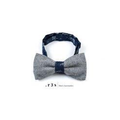 Mucha COLORS GRAY. Szare muchy męskie R3s men's accessories, z materiału. Za 49,00 zł.