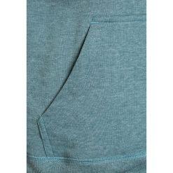 Billabong ALL DAY  Bluza z kapturem hydro heather. Niebieskie bluzy chłopięce rozpinane marki Billabong, z bawełny, z kapturem. Za 169,00 zł.