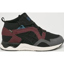 Asics Tiger - Buty. Czarne buty sportowe męskie Asics Tiger, z gumy, na sznurówki, asics tiger. Za 679,90 zł.