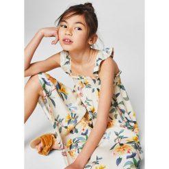Odzież dziecięca: Mango Kids – Sukienka dziecięca Peten 110-152 cm