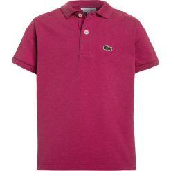 Lacoste PJ290900 Koszulka polo stacy chine. Szare bluzki dziewczęce bawełniane marki Lacoste. Za 219,00 zł.