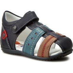 Sandały chłopięce: Sandały LASOCKI KIDS - CI12-MOCCA-61 Granatowy