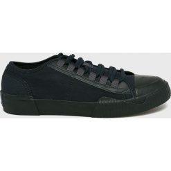 G-Star Raw - Buty Rackam. Czarne buty skate męskie G-Star RAW, z gumy, na sznurówki. W wyprzedaży za 339,90 zł.