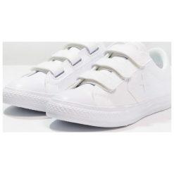 Converse STAR PLAYER JUNIOR Tenisówki i Trampki white. Białe trampki chłopięce marki Converse, z materiału. Za 199,00 zł.