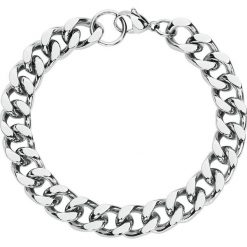 Bransoletki damskie: Wildcat Basic Big Bracelet Bransoletka - Łańcuch standard