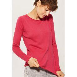 Gładki sweter - Różowy. Czerwone swetry klasyczne damskie House, l. Za 49,99 zł.