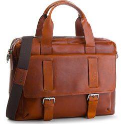 Torba na laptopa STRELLSON - Turnham 4010002204 Brown 700. Brązowe torby na laptopa Strellson, ze skóry. W wyprzedaży za 839,00 zł.
