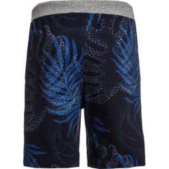 The New GROW  Spodnie treningowe light grey melange/black iris. Białe jeansy chłopięce marki The New. Za 149,00 zł.