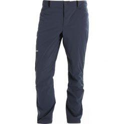 Chinosy męskie: Berghaus FAST HIKE LIGHT PANT Spodnie materiałowe midnight