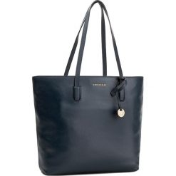 Torebka COCCINELLE - AF8 Clementine Soft E1 AF8 11 03 01 Bleu 011. Niebieskie torebki klasyczne damskie Coccinelle, ze skóry. W wyprzedaży za 749,00 zł.