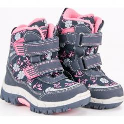 ZIMOWE BUTY AMERICAN. Niebieskie buciki niemowlęce American CLUB, na zimę. Za 130,90 zł.
