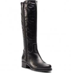 Kozaki POLLONUS - 5-1026-001 Czarny Lico. Czarne buty zimowe damskie Pollonus, ze skóry ekologicznej. Za 399,00 zł.