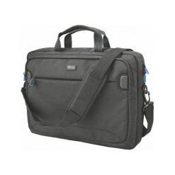 TRUST Marra Carry Torba do laptopów 17.3'' 22708. Czarne torby na laptopa TRUST, w paski, z poliesteru. Za 184,49 zł.
