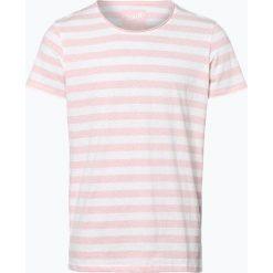 Koszulki męskie: DENIM by Nils Sundström – T-shirt męski, różowy