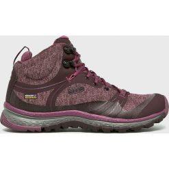 Keen - Buty Terradora Mid. Brązowe buty trekkingowe damskie marki Keen. Za 499,90 zł.