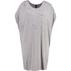 T-shirty damskie: ADIA Tshirt z nadrukiem light grey