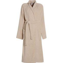 """Szlafroki kimona damskie: Szlafrok """"Pure"""" w kolorze piaskowym"""