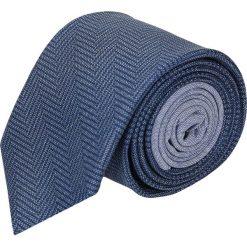 Krawat winman granatowy classic 214. Niebieskie krawaty męskie Recman. Za 129,00 zł.