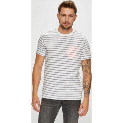 U.S. Polo - T-shirt. Szare koszulki polo marki U.S. Polo, l, z bawełny. W wyprzedaży za 169,90 zł.