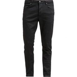 Gabba REY Jeansy Slim Fit black. Czarne jeansy męskie regular Gabba. Za 459,00 zł.