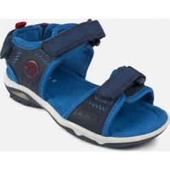 Mayoral - Sandały dziecięce. Szare buty sportowe chłopięce Mayoral, z bawełny. Za 149,90 zł.