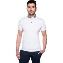 Koszulki polo: koszulka polo simeto1 biały 0002