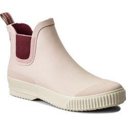 Kalosze GANT - Mandy 15599996 Dusty Pink G58. Czerwone buty zimowe damskie GANT, z materiału. W wyprzedaży za 179,00 zł.