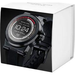 ZEGAREK MICHAEL KORS Access Smartwatch MKT5011. Czarne, cyfrowe zegarki męskie Michael Kors, ze stali. Za 1590,00 zł.