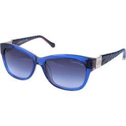 """Okulary przeciwsłoneczne damskie: Okulary przeciwsłoneczne """"RC785T"""" w kolorze niebiesko-brązowym"""