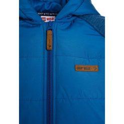 LEGO Wear SEBASTIAN 201 CARDIGAN  Kurtka przejściowa blue. Niebieskie kurtki chłopięce przejściowe marki LEGO Wear, z materiału. Za 209,00 zł.