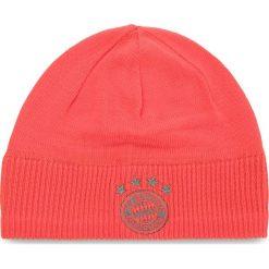 Czapka adidas - Fcb Beanie Cl DI0239 Red/Utiivy. Czerwone czapki męskie Adidas, z materiału. Za 99,95 zł.