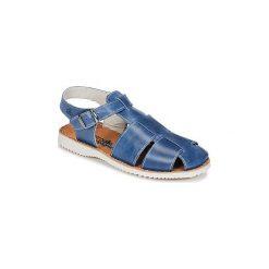 Sandały Dziecko  Citrouille et Compagnie  ITACOJ. Niebieskie sandały chłopięce Citrouille et Compagnie. Za 139,30 zł.