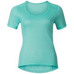 Odlo Koszulka damska Cubic Trend zielona r. XXL (140481). Bluzki damskie Odlo, xxl. Za 65,74 zł.