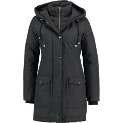 MbyM REBOOT Płaszcz puchowy black. Czarne płaszcze damskie pastelowe mbyM, l, z bawełny. W wyprzedaży za 629,40 zł.