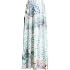 Spódniczki trapezowe: Smash TRIBU Spódnica trapezowa light blue