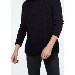"""Swetry klasyczne męskie: Sweter """"Lulubay"""" w kolorze granatowym"""