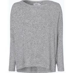 ONLY - Sweter damski – Maye, szary. Szare swetry klasyczne damskie marki ONLY, s, z dzianiny. Za 59,95 zł.