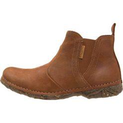 El Naturalista ANGKOR Ankle boot wood. Brązowe botki damskie skórzane El Naturalista. Za 609,00 zł.