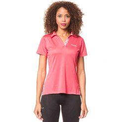 Koszulka polo w kolorze różowym. Czerwone bluzki sportowe damskie Desigual Sport, s. W wyprzedaży za 130,95 zł.