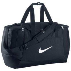 Torby podróżne: Nike Torba sportowa Club Team Swoosh Duffel M czarna (BA5193 010)